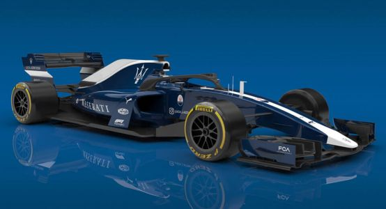 Maserati Would Be A Welcome Addition To Any Formula Racing Grid