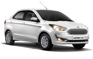 Ford Aspire CNG Variants Launched Prices Start From Rs 627 Lakh