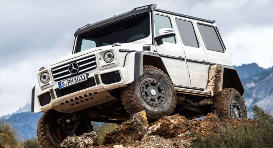 Mercedes Is Closing The Order Books On The G500 4x4²