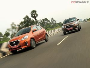 2018 Datsun Go And GO First Drive Review