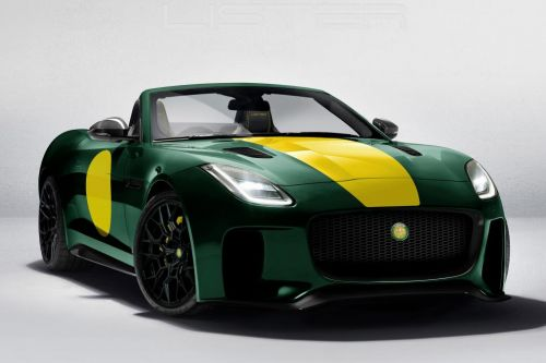 Lister Reveal 675 HP LFT-C Limited To Ten Units