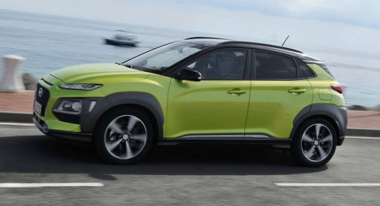 2018 Hyundai Kona Is Ready To Land In UK, Pricing Starts At £16,195