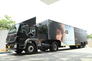 Mercedes-Benz Launches Mobile Service Facility