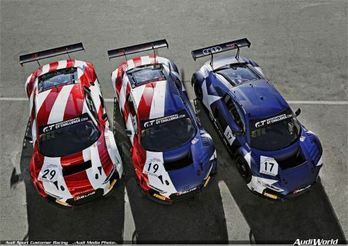 Audi Sport customer racing to contest two worldwide programs again in 2019