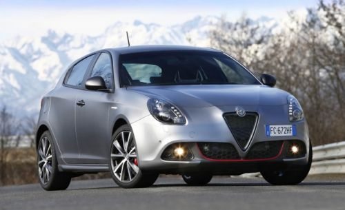 "Alfa Romeo and FCA Trademark ""Giulietta"" with U.S. Patent Office"