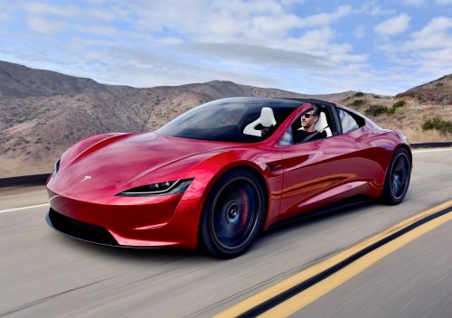 Elon Musk Confirms Tesla Roadster Will Hit The Nurburgring In 2021