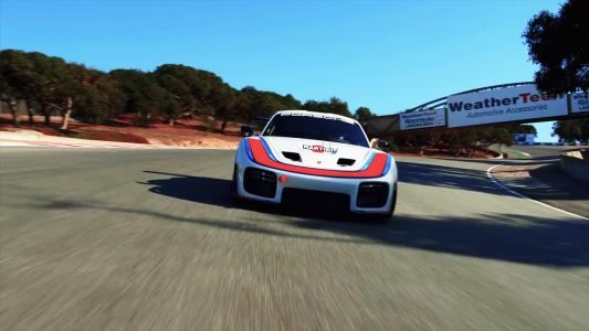 Check Out This Glorious Footage Featuring The New Porsche 935