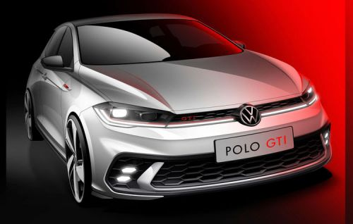 New VW Polo GTI Teased Ahead of June Reveal