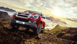 BS6 Isuzu mu-X SUV Launched At Rs 3323 Lakh Gets New 19-litre Diesel Engine