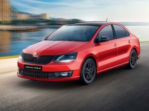 Skoda Rapid Monte Carlo Is Back Priced At Rs 1116 Lakh
