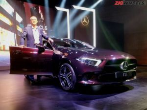 All-New Mercedes-Benz CLS Launched Trades Curves For Creases